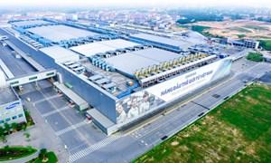Samsung củng cố chuỗi cung ứng ở châu Á để mở rộng sản xuất