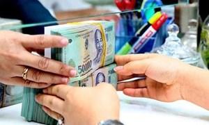 9 tháng, tăng trưởng tín dụng đạt 5,12%