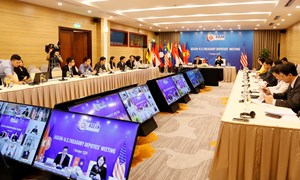 Mở rộng hợp tác tài chính - ngân hàng giữa ASEAN và Hoa Kỳ