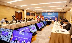Đối thoại hợp tác tài chính - ngân hàng giữa ASEAN và Hoa Kỳ