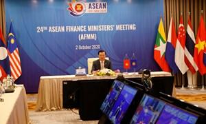Tiến trình hợp tác tài chính thể hiện tinh thần gắn kết và hợp tác ASEAN