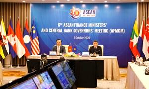 Hội nghị Bộ trưởng Tài chính và Thống đốc Ngân hàng Trung ương ASEAN lần thứ 6 thành công tốt đẹp