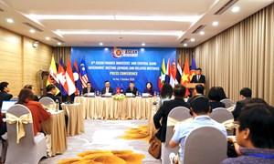 Bộ trưởng Tài chính và Thống đốc Ngân hàng Trung ương ASEAN cam kết tiếp tục thực hiện các ưu tiên hợp tác