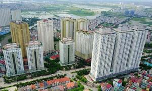 """""""Ế hàng"""", giá bán căn hộ ở Hà Nội vẫn tăng"""