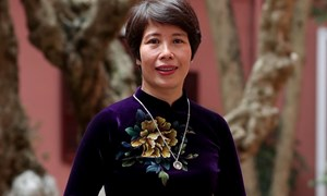 Thứ trưởng Bộ Kế hoạch và Đầu tư Nguyễn Thị Bích Ngọc
