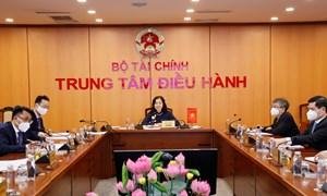 Bộ Tài chính hoan nghênh doanh nghiệp Hoa Kỳ duy trì, mở rộng đầu tư tại Việt Nam