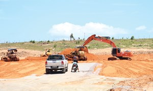 Doanh nghiệp địa ốc lên kế hoạch tăng tốc