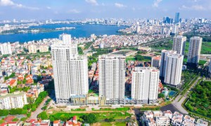 Bất động sản trung tâm Hà Nội sẽ giảm giá vào cuối năm