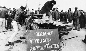 Những bài học từ thương chiến Nhật - Mỹ
