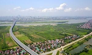 """""""Xu hướng phát triển các đô thị ngoài trung tâm ở Hà Nội sẽ ngày càng mạnh mẽ"""""""