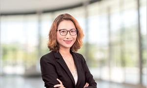 Bà Võ Thị Khánh Trang - Phó Giám đốc bộ phận Nghiên cứu Savills Việt Nam