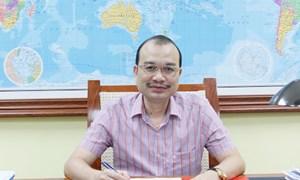 Ông Phạm Vũ Anh - Phó Tổng cục trưởng Tổng cục Dự trữ Nhà nước