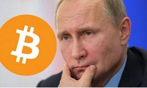 Tổng thống Putin nói gì về tiền điện tử?