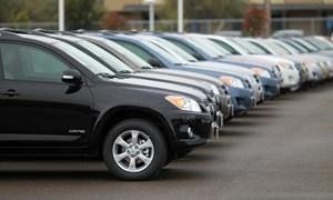 Bố trí xe ô tô công cho khối Mặt trận và các đoàn thể cấp huyện