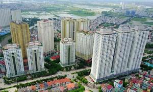 Giá chung cư Hà Nội không còn leo thang?