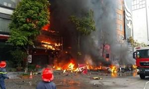 4 năm xảy ra 126 vụ cháy lớn trên cả nước
