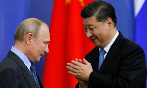 Tình hình hiện nay có thể biến Nga và Trung Quốc trở thành