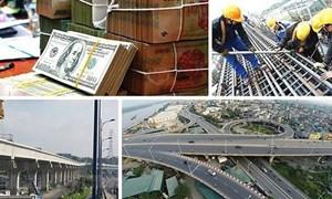 Bộ Tài chính công khai tiến độ giải ngân chi xây dựng cơ bản nguồn vốn nước ngoài
