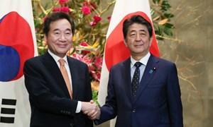 Diễn biến khó nắm bắt về quan hệ song phương căng thẳng Nhật - Hàn