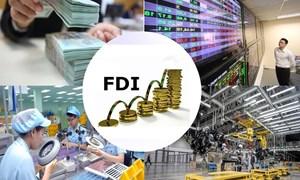 FDI vào Việt Nam có xu hướng tăng mạnh qua góp vốn, mua cổ phần