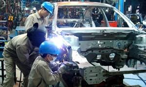 Các khu công nghiệp tỉnh Vĩnh Phúc đạt nhiều chỉ tiêu tăng trưởng cao