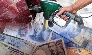 Giá dầu quá cao tạo áp lực sụt giảm mạnh với các đồng nội tệ châu Á