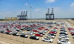 Xe ô tô con nhập khẩu vẫn tăng mạnh