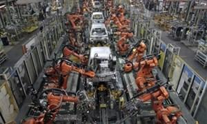 Tăng trưởng lợi nhuận công nghiệp của Trung Quốc chậm lại