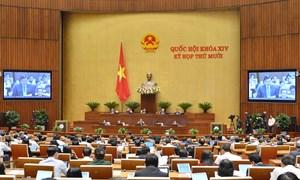Đại biểu Quốc hội đánh giá cao kết quả điều hành kinh tế-xã hội của Chính phủ