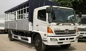 Hộ kinh doanh tính thuế GTGT, TNCN thế nào khi bán ô tô tải?