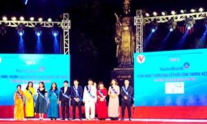 Thẻ ghi nợ Nội địa E-Partner của VietinBank được tôn vinh