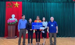 Quỹ Bảo hiểm xe cơ giới hỗ trợ nhân đạo tại Thái Nguyên và Hải Dương