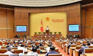 Quốc hội thống nhất GDP năm 2021 tăng khoảng 6%, CPI khoảng 4%
