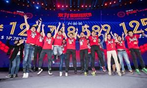 Alibaba đạt doanh thu hơn 38 tỷ USD trong Ngày độc thân, hàng Mỹ không bị