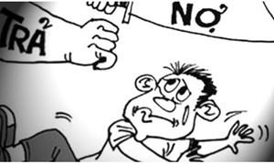 Cấm hay quản dịch vụ đòi nợ thuê
