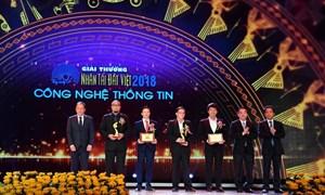 """Vietcombank 6 năm liên tiếp đồng hành cùng """"Nhân tài đất Việt"""""""