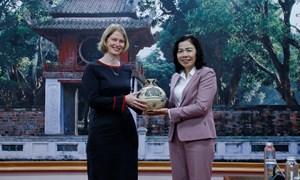Làm sâu sắc hơn quan hệ hợp tác tài chính Việt Nam - New Zealand