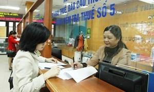 Hướng dẫn hộ kinh doanh khai, nộp thuế theo phương pháp khoán năm 2021