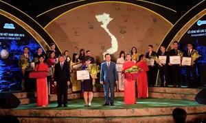 Bảo Việt 4 năm liên tiếp lọt TOP 10 doanh nghiệp bền vững xuất sắc nhất Việt Nam