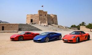 Giới nhà giàu Abu Dhabi tiêu tiền như thế nào?