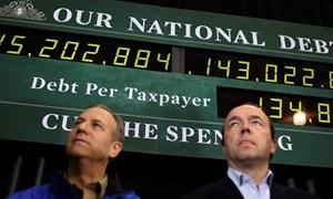 Các doanh nghiệp lớn của Mỹ nợ gần 10 nghìn tỷ USD đạt mức kỷ lục gần 47% của nền kinh tế