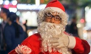 Dịch vụ ông già Noel vào mùa