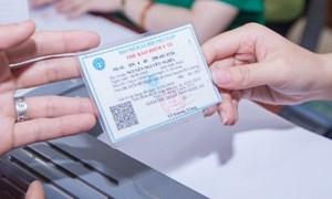 Mỗi người tham gia BHYT được cấp 01 thẻ với mã số BHXH duy nhất