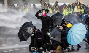 Kinh tế suy thoái, GDP Hồng Kông