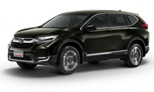 Honda CR-V bất ngờ tăng giá