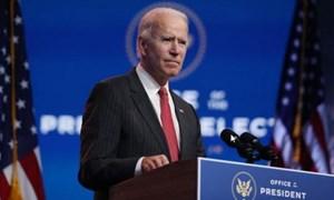 Tổng thống đắc cử Joe Biden: