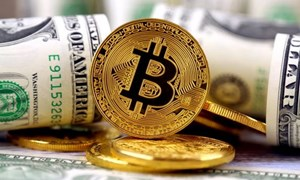Bitcoin đạt đỉnh cao nhất mọi thời đại - xuyên thủng mốc 23.000 USD