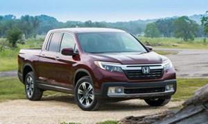 Honda ra mắt dòng bán tải Ridgeline tại Mỹ