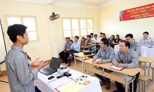 Chuẩn hóa đội ngũ giáo viên và cán bộ quản lý giáo dục nghề nghiệp