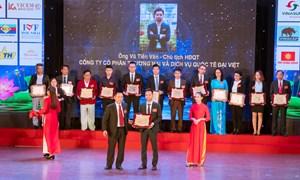 Adavigo nhận cú đúp 2 giải thưởng lớn trong sự kiện Hàng Việt tốt được người Việt tin dùng năm 2019